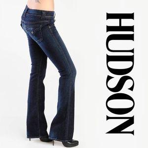 HUDSON | Signature Bootcut Jeans